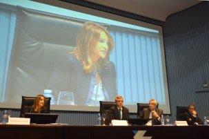 A EGAP analiza o futuro da xustiza mediante un debate aberto con expertos na materia