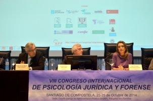 A EGAP acolle o VIII Congreso internacional de psicoloxía xurídica e forense