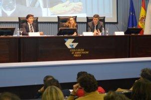 A EGAP acolle unha xornada informativa para os responsables das entidades deportivas galegas