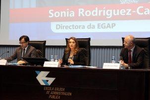 A EGAP convértese nun foro de debate sobre transparencia e goberno aberto