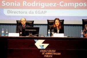 A EGAP convértese durante dous días nun foro de debate sobre as novidades do emprego público
