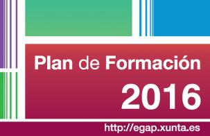 A Escola publica o plan de formación para o ano 2016