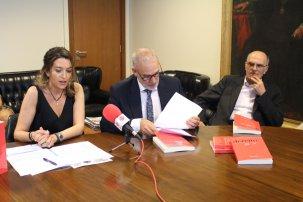 A directora da EGAP incide na necesidade de establecer fusións e mancomunidades para garantir a viabilidade das entidades locais