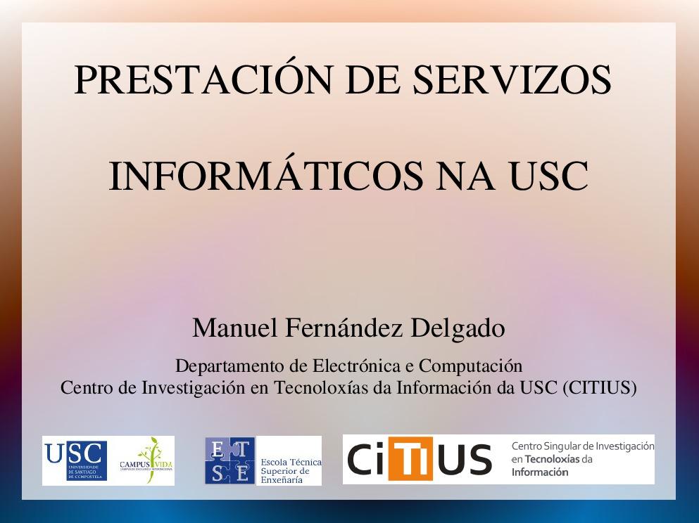 Con que experiencias de ApS contamos nas universidades do sistema universitario galego?