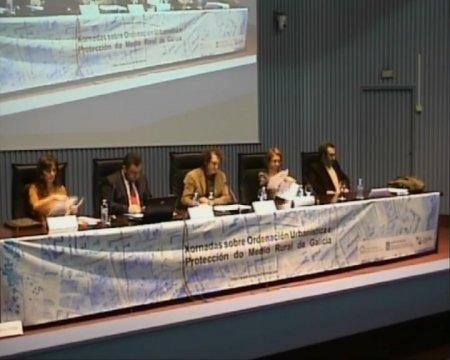 Mesa Redonda - Xornada sobre as instrucións de desenvolvemento da Lei 9/2002, de 30 de decembro, de Ordenación Urbanística e do Medio Rural  de Galicia, na redacción