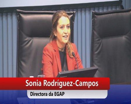 Clausura do curso monográfico Os novos fondos europeos e a súa execución en España